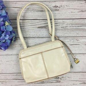 HOBO International Ivory Mini Bag